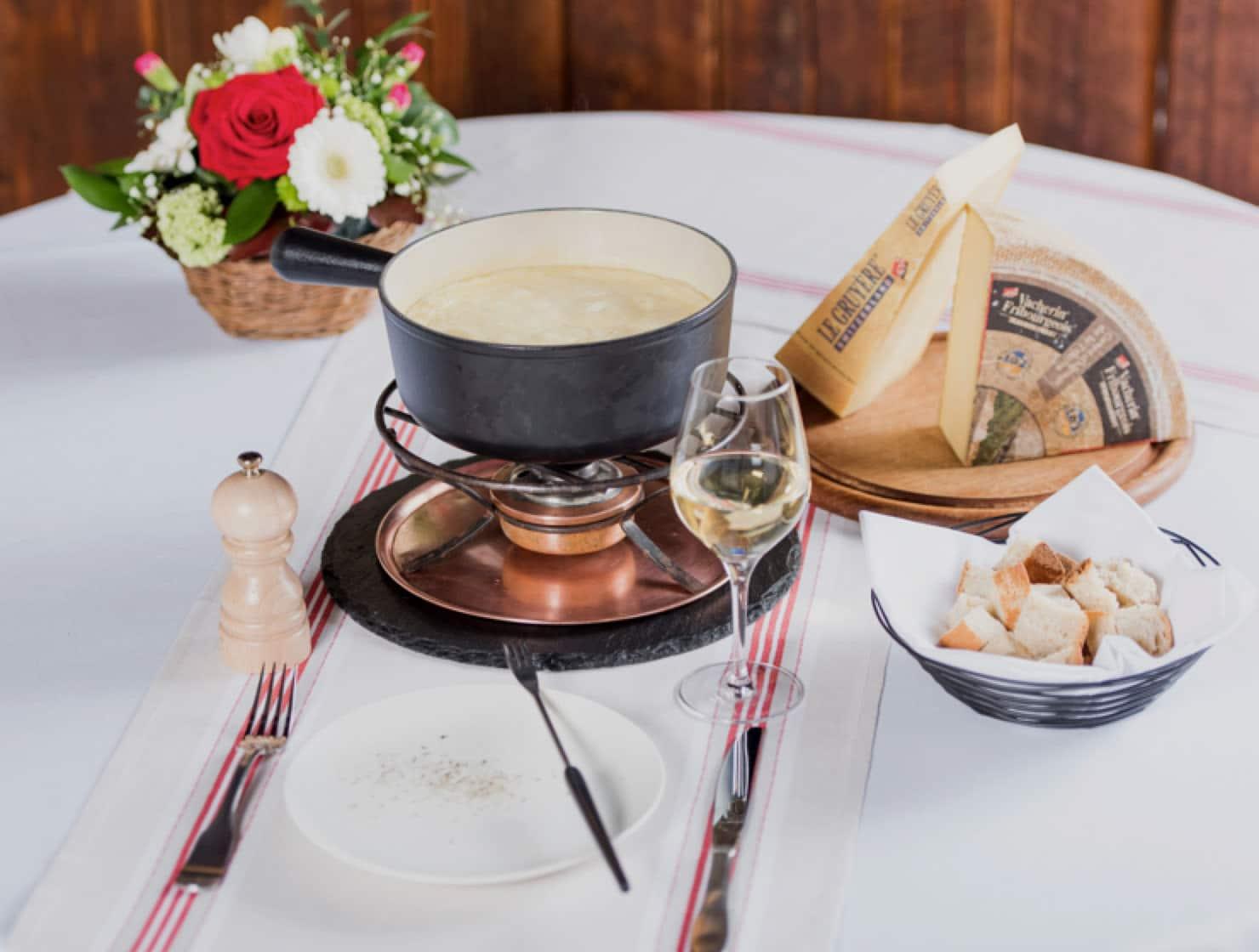 Restaurant le museum - Banquet Menu Traditionnel