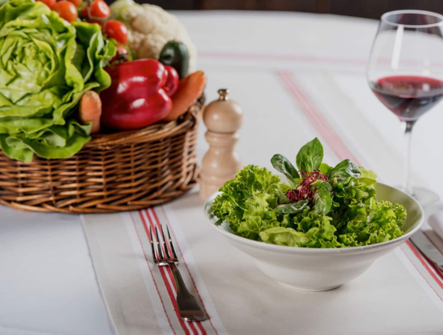 Restaurant le Museum Montreux La carte - Entrées