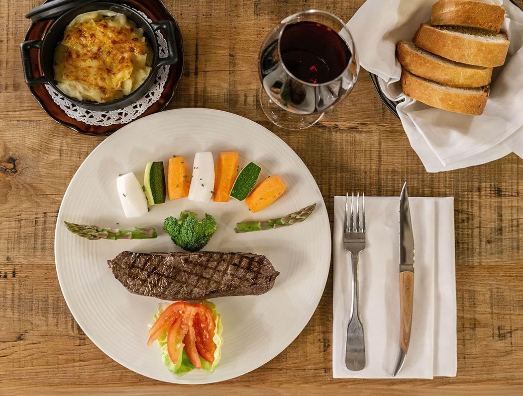 Restaurant le Museum Montreux - Steakhouse - Steaks