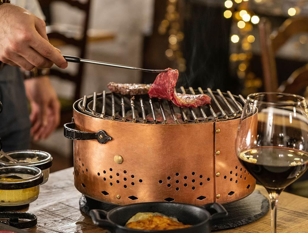 Restaurant le Museum Montreux - Steakhouse - Trilogie